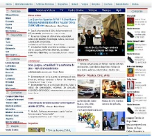 news templates